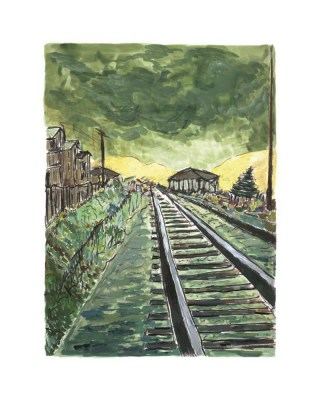 Train Tracks (2010) Green - Bob Dylan